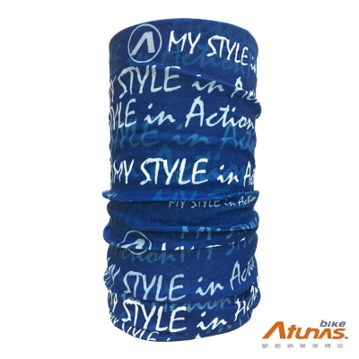 《Atunas 歐都納 Bike》抗UV多功能魔術頭巾 我的風格 HW1702
