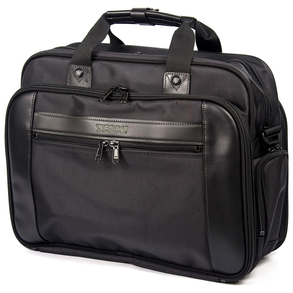 YESON - 多層式14吋電腦袋公事包 MG-3226