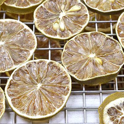 汎亞欣農場 新鮮烘製天然檸檬乾片5包