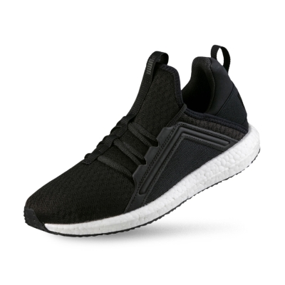 PUMA-Mega NRGY 男性慢跑運動鞋-黑色