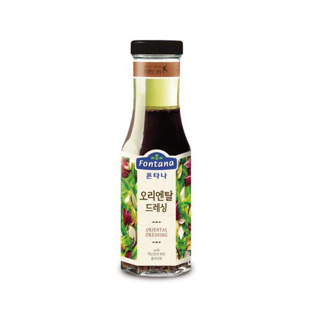 韓味不二 膳府輕食沙拉醬(270g)