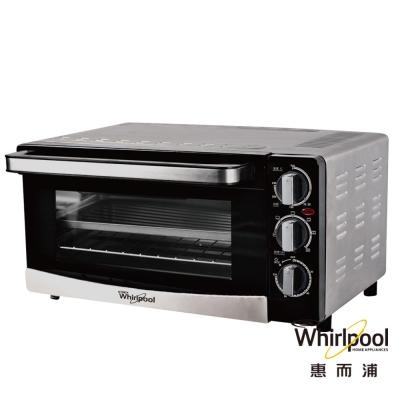Whirlpool惠而浦18L機械烤箱