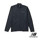 New Balance Seamless立領外套 MJ63015BK 男性 黑色