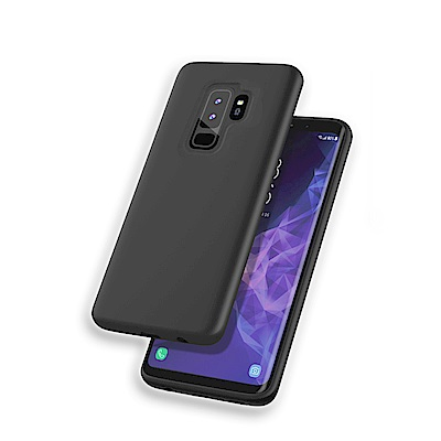 XUNDD  for Samsung Galaxy S9+ 液態矽膠手機殼