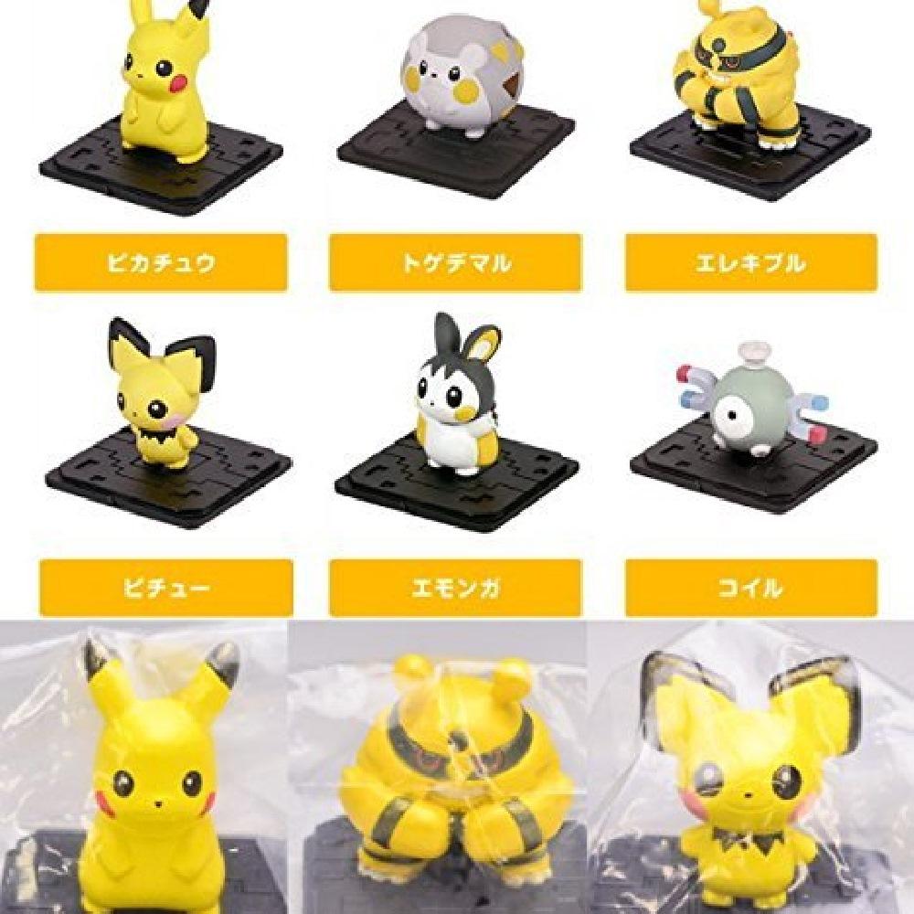 任選Pokemon GO 寶可夢第四彈抽抽包GET G04(內含6個角色及3個隱藏版)