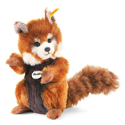 STEIFF金耳釦泰迪熊 - Bendy Red Panda (26cm)
