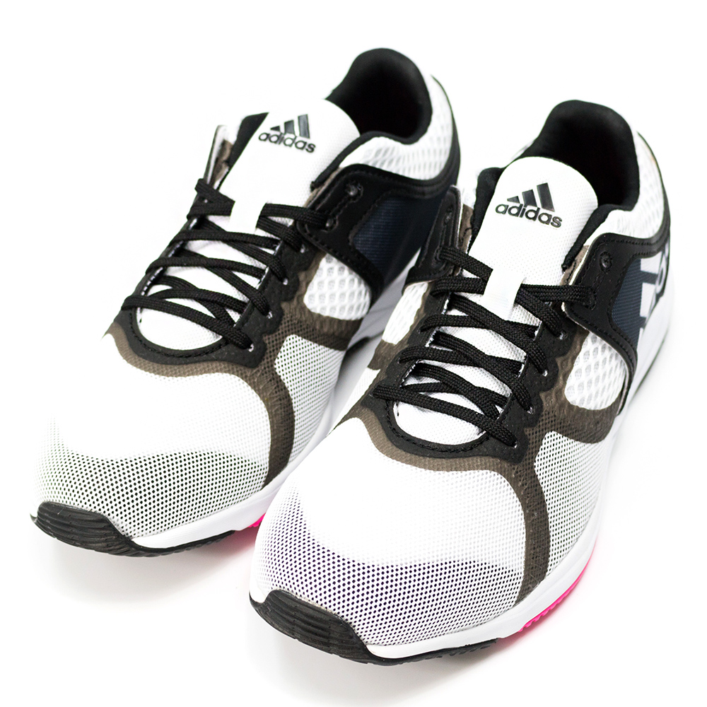 24H-ADIDAS-女訓練鞋AQ2638-白