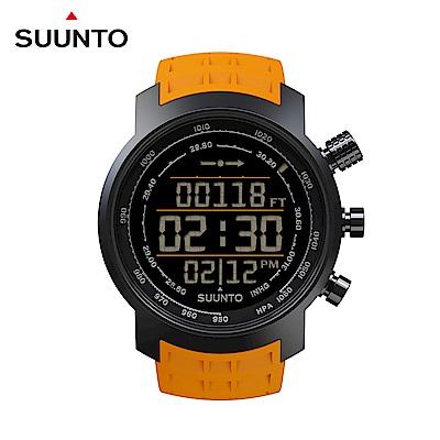 SUUNTO Elementum Terra Amber 都會與山林休閒頂級運動錶