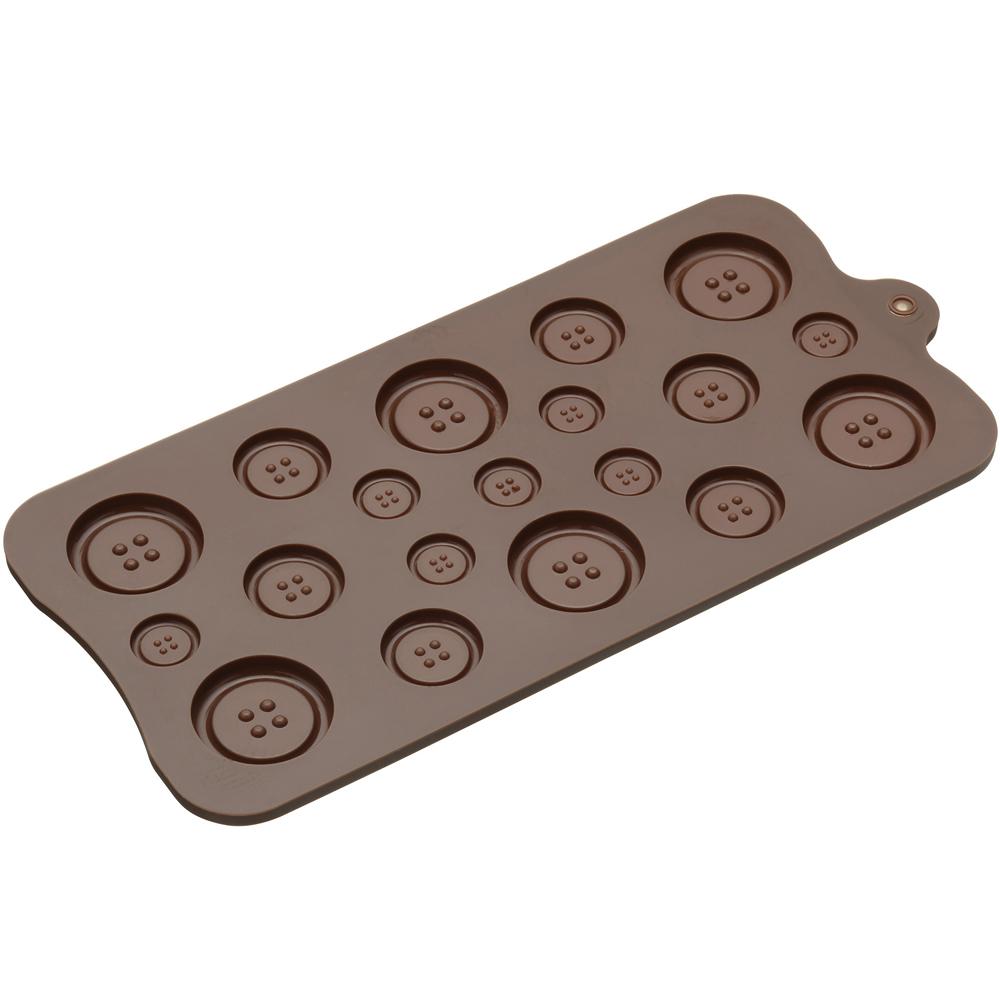 Sweetly 巧克力烤盤(鈕扣)