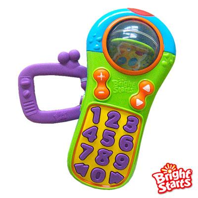 KIDS II 閃亮之星數字音樂電話(KI09077)