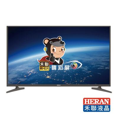 HERAN禾聯 43型 IPS硬板 4KUHD聯網LED液晶顯示器+視訊盒 434K-C2