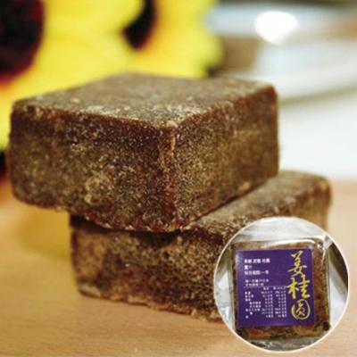 波比元氣生活館 黑甜黑糖塊-薑桂圓(25gx12塊)