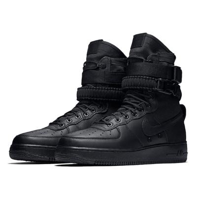 Nike 休閒鞋 SF AF1 高筒 復古 男鞋