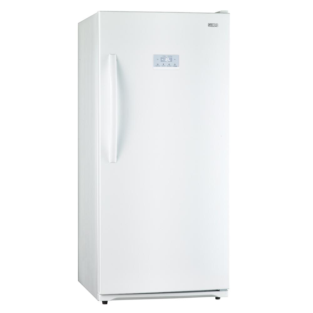 SAMPO聲寶391公升窄身設計直立式冷凍櫃 SRF-390S