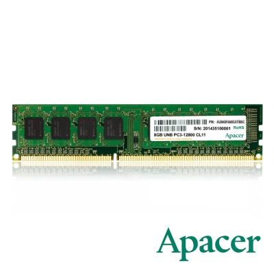 Apacer宇瞻科技-8GB-DDR3-1600桌