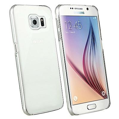 Samsung GALAXY S6 超耐塑晶漾高硬度(薄)背殼 透明硬殼