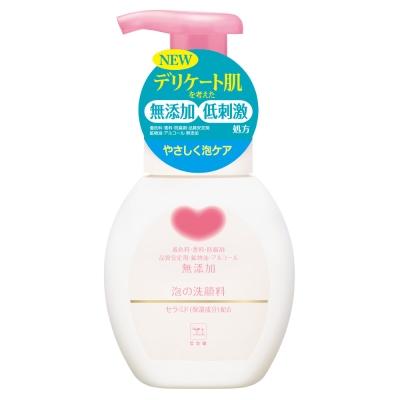 日本牛乳石鹼-無添加泡洗顏200ml(總代理)
