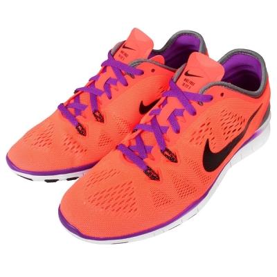 Nike慢跑鞋Wmns Free 5.0訓練女鞋