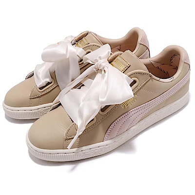 Puma Basket Heart Coach 女鞋