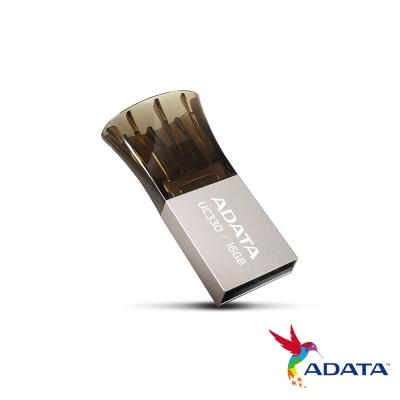 ADATA威剛 UC330 16G OTG行動碟