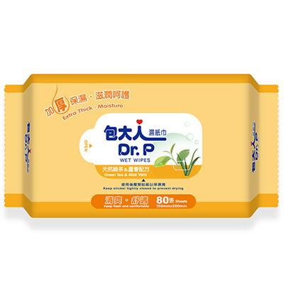 包大人溼紙巾(80抽 x 24包/箱)