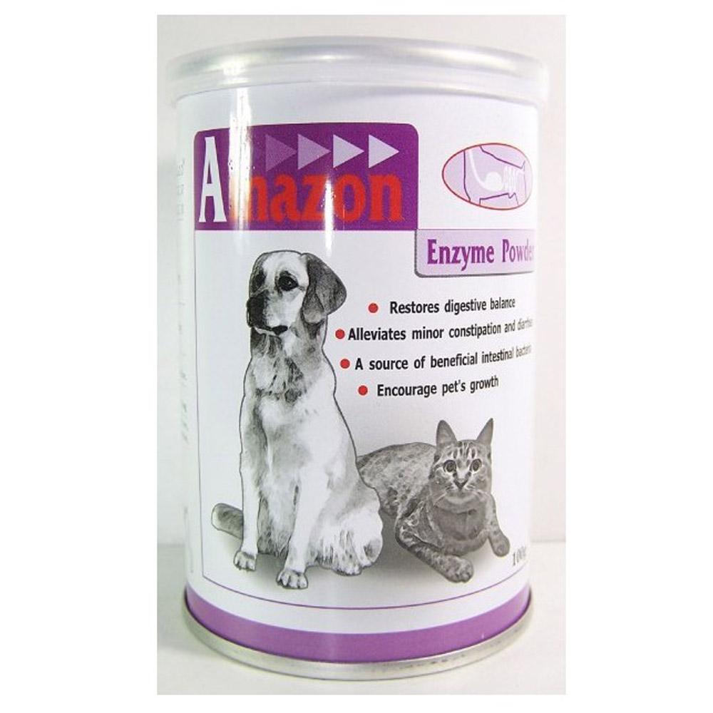Amazon愛美康 天然 犬/貓 消化酵素 250g