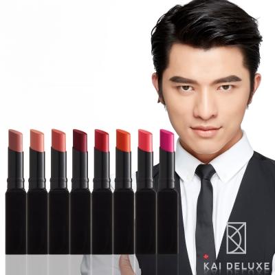 KAI DELUXE 瑰蜜持色亮彩唇膏 3 g( 8 色可選)