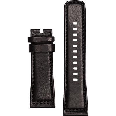 SEVENFRIDAY P1B P2-2 原廠牛皮錶帶-黑