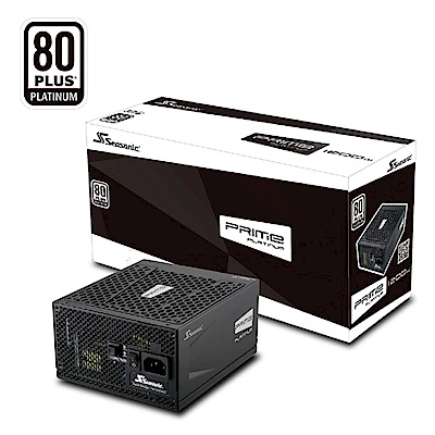 海韻 PRIME 750W Platinum 電源供應器