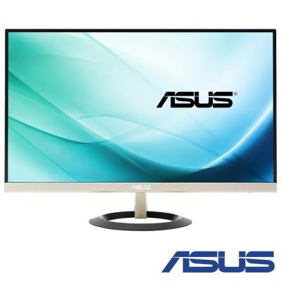 ASUS VZ229N 22型 IPS 纖薄窄邊框電腦螢幕