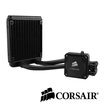 CORSAIR CPU Cooler H60 水冷散熱器