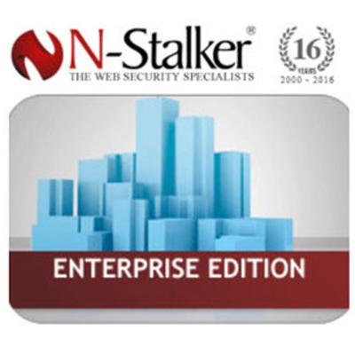 N-Stalker Enterprise Edition(網站漏洞掃描)-(3網站)授權版