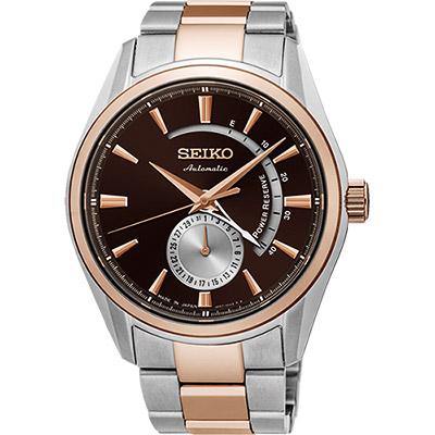 SEIKO PRESAGE 4R57 動力儲存機械腕錶(SSA308J1)-42mm