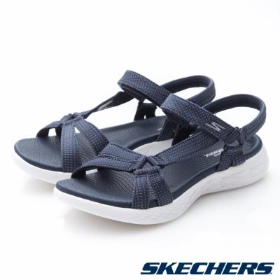 SKECHERS(女)時尚休閒系列ON THE GO  600 涼鞋- 15316 WNVY