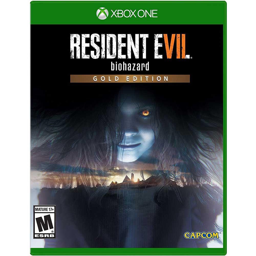 惡靈古堡7:生化危機黃金版Resident Evil-XBOX ONE中英日文美版