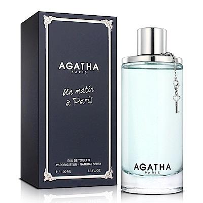 Agatha 清新巴黎女性淡香水100ml