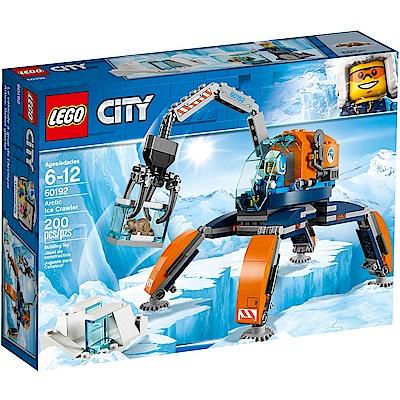 樂高LEGO 極地探險系列 LT60192 極地冰上探險機