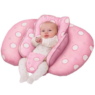 奇哥 ClevaMama 十合一育嬰枕-粉紅