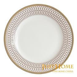 Just Home 舞韻高級骨瓷8吋餐盤4件組