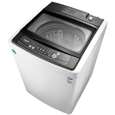 福利品-SAMPO聲寶 11公斤 單槽定頻洗衣機 ES-H11F(W1)