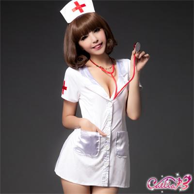 Caelia-刺激診所-性感悄護士三件組