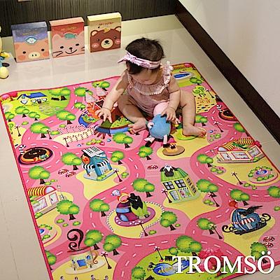 TROMSO兒童安全遊戲地墊(小)-甜心糖果城