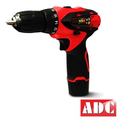 ADC艾德龍12V鋰電18段雙速電動鑽單機版(JOZ-LS-12ED)