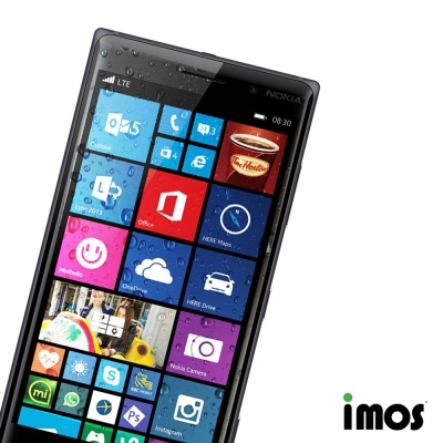 iMos Nokia Lumia 830 超疏水疏油保護貼