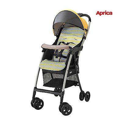 Aprica 單向輕量嬰兒手推車 Magical air S 高視野 極光戀