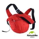 Naturehike 8L城市休閒戶外旅行斜背包 單肩包 通勤包 紅色 - 急速配
