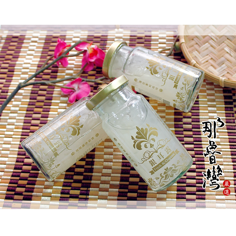 那魯灣 纖採銀耳露(150gx6瓶)