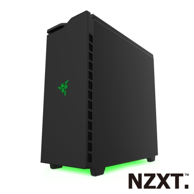 NZXT恩傑 H440 Plus 電腦機殼-Razer 特仕版