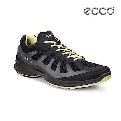 ECCO BIOM FJUEL 多功能運動健走鞋-黑