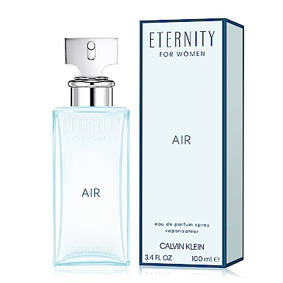 Calvin Klein CK Eternity Air 永恆純淨女性淡香精100ml